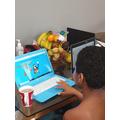 Kordell's computing skills
