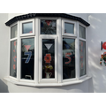 Mrs Whitehead's window