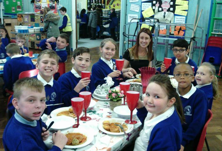 Fine Dining Experience with our Deputy Head