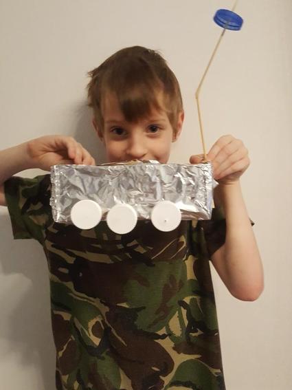 Jacob's lunar rover