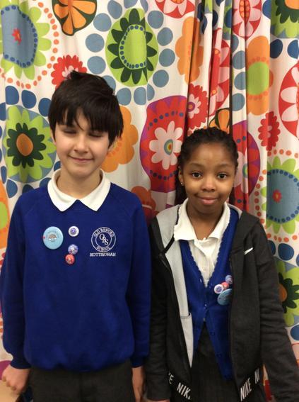 Class 10 - Carol & Vicky