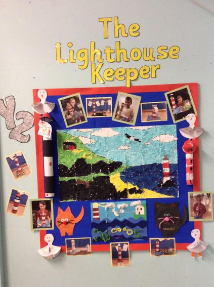 Year 2- The lighthouse keeper