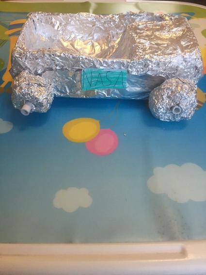 Daniel's lunar rover