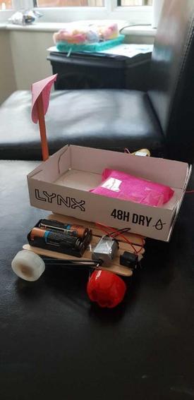 Eilidh's lunar rover