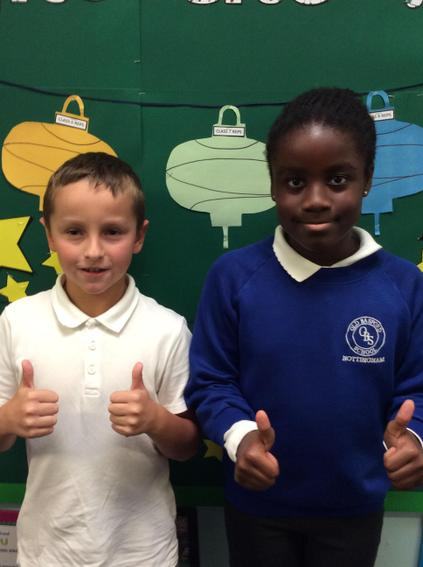 Class 11 - Oliwier and Rocharne