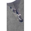 Some skateboarding