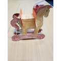 Wooden Horse of Troy 2