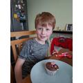 Jelly Cupcake