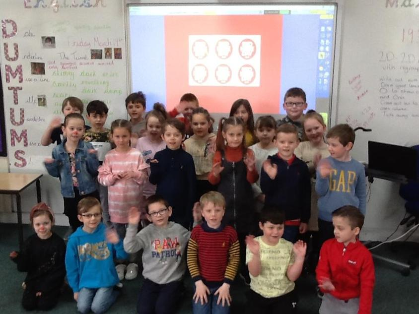 Year 2 Red Nose Day