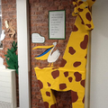 Y2 The Giraffe, The Pelly and Me by Roald Dahl