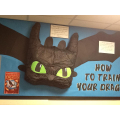 Y6 How to Train Your Dragon by Cressida Cowell