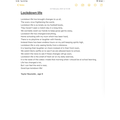 Proud Poem