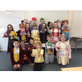 World Book Day in Y3!