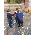 In Mill Class we support each other and work as a team.