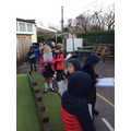 In Mill Class we take our learning outdoors and make it as practical as possible.