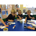 In Mill Class we choose our learning and learn new skills through experimenting.