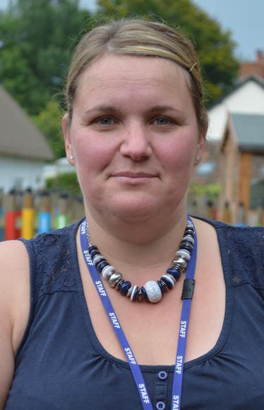Mrs Kirsty Cornish - Nursery Lead