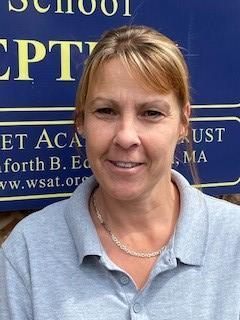 Mrs Vicki Binding - Cleaner