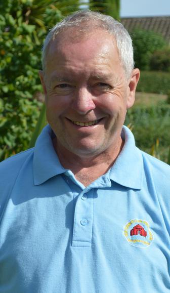 Mr Keith Hunt - Caretaker