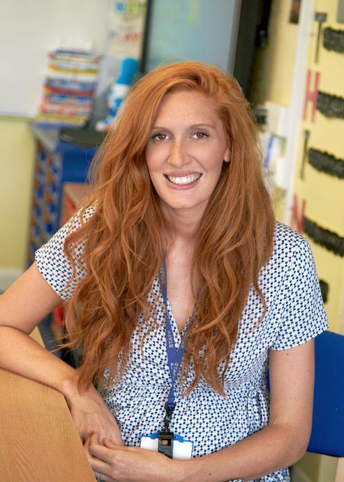 Mrs Horan, Class 4 Teacher