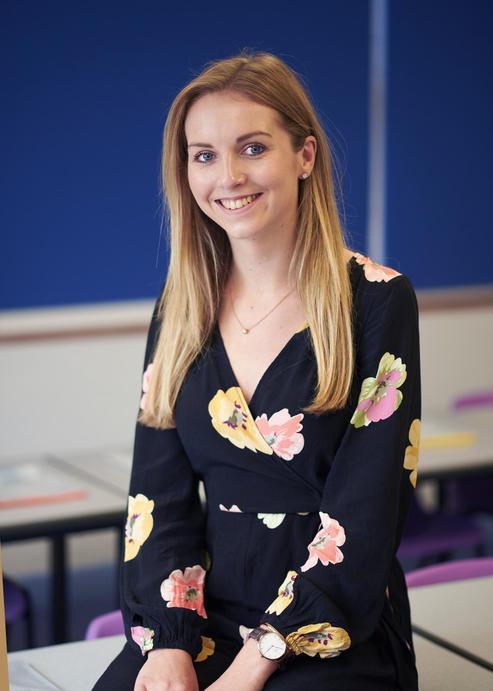 Miss Golland, Class 3 Teacher