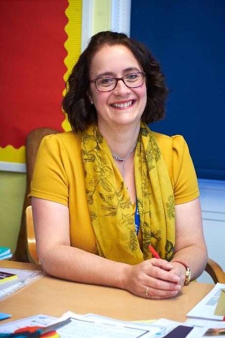 Mrs Greaves, Class 5 Teacher