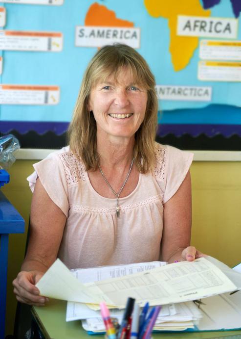 Mrs Fowkes, Class 5