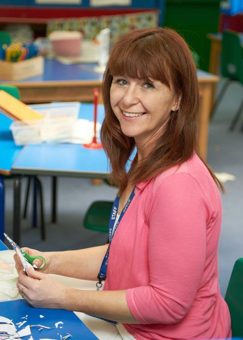 Mrs Parkinson, Class 3