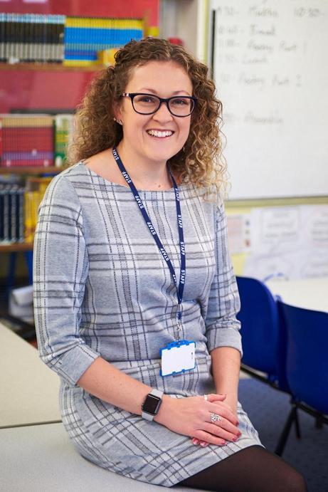 Miss Lambert, Class 4