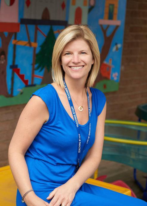 Mrs Keast, EYFS, Deputy Head