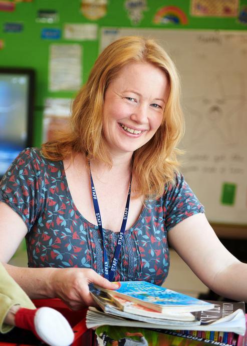 Mrs Murphy, Class 2