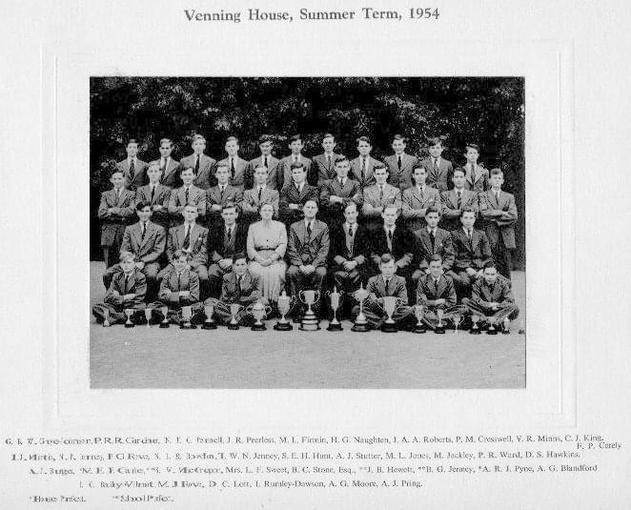 Venning House 1954