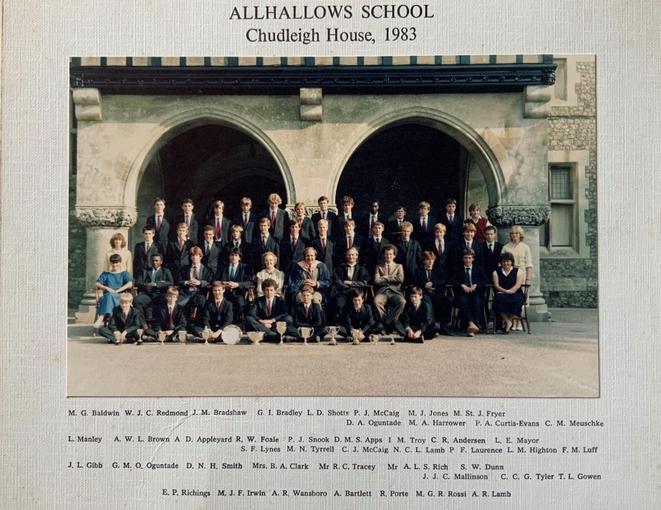 Chudleigh House 1983