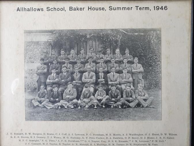 Baker House 1946