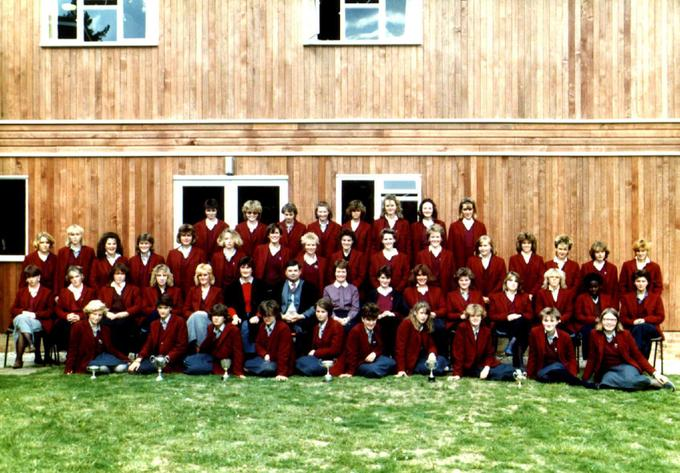 Charton House 1986