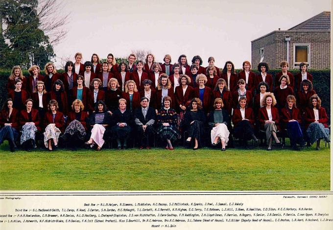 Charton House 1989