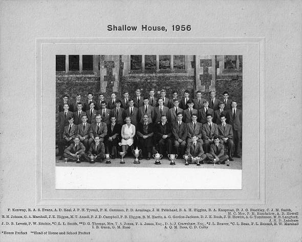 Shallow House 1956