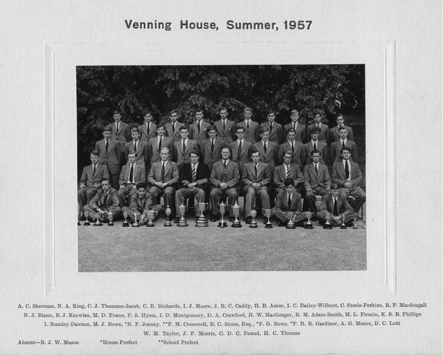 Venning House 1957