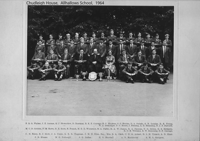 Chudleigh House 1964