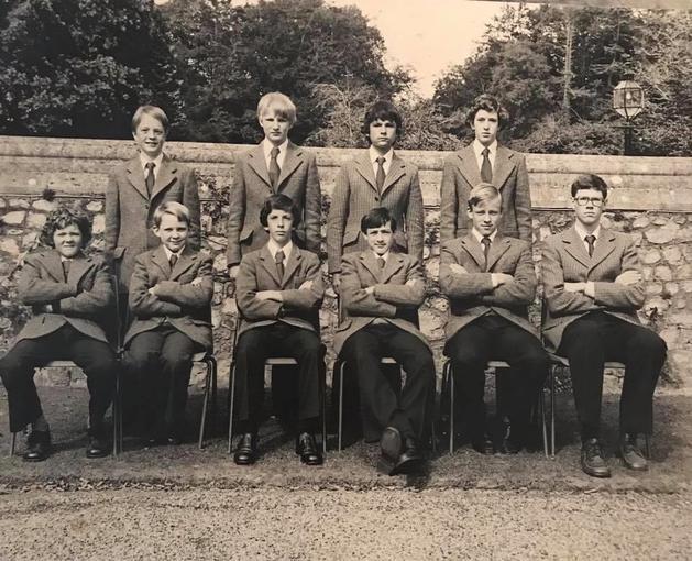 Stanton New Boys 1978