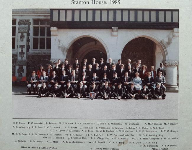 Stanton House 1985