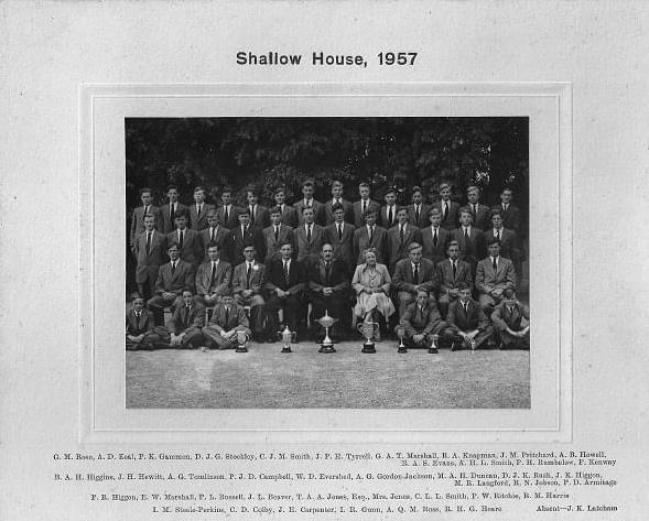 Shallow House 1957