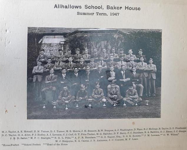 Baker House 1947