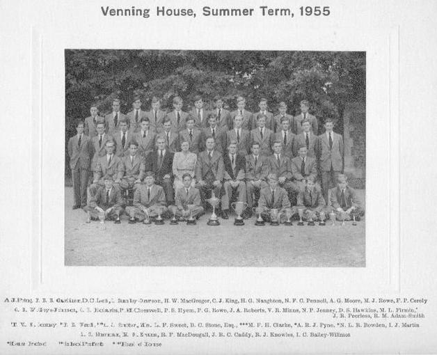 Venning House 1955