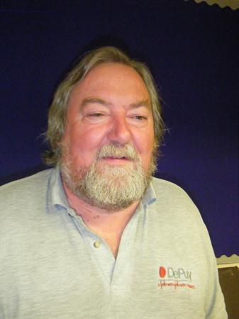 John Kimber, Co-Opted Governor