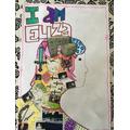Eliza's PSHE portrait (Year 4)
