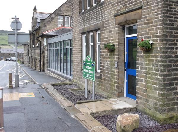 Front Main Entrance