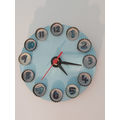 Fantastic clock made by Oliver N