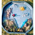 Noah's Fantastic Art - Collage
