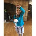 A fabulous pompom jellyfish! (Year 3)